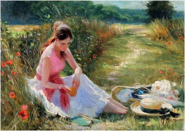 Vladimir Volegov, Rest In Her Way
