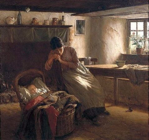 Walter Langley, Day Dreams