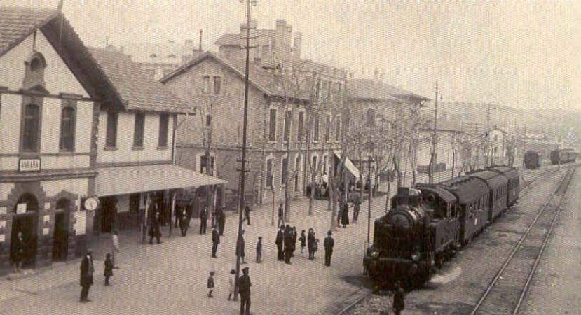 Ankara Gari, 1930
