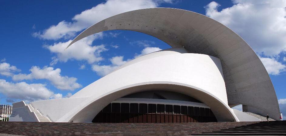 Auditorio de Tenerife, ispanya