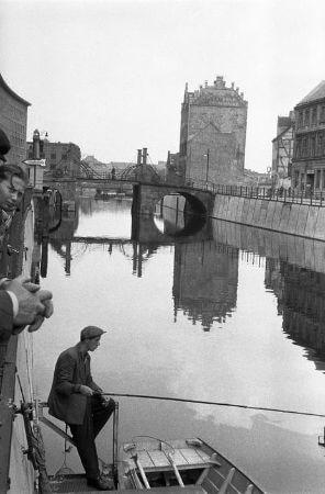 Erich Lessing, Berlin, 1955