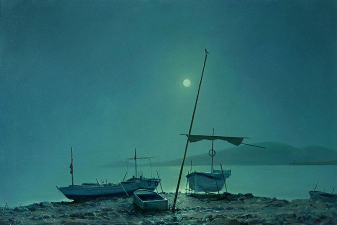 George Dmitriev, Boats Be Asleep