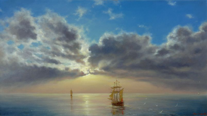 George Dmitriev, Evening Motive