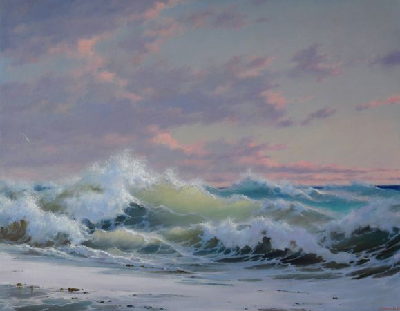George Dmitriev, Fresh Breeze