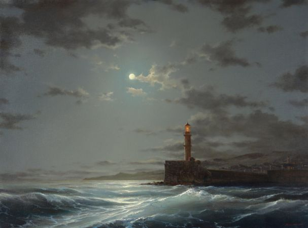 George Dmitriev, Old Lighthouse Crete
