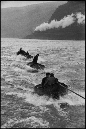 Henri Cartier-Bresson, Almanya, Ren Nehri, 1956
