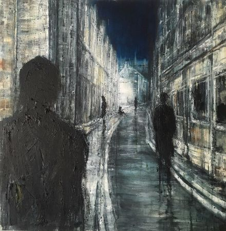 Lesley Oldaker, Alone At Night
