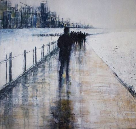 Lesley Oldaker, End Of The Line