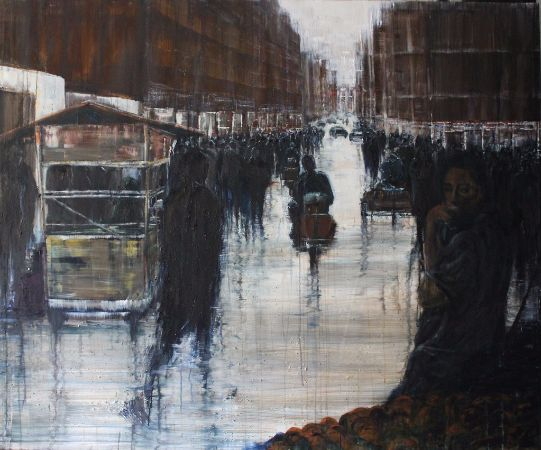 Lesley Oldaker, Heading For Change