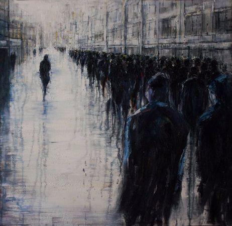 Lesley Oldaker, Non Conformist