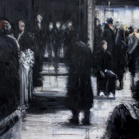 Lesley Oldaker, Waiting