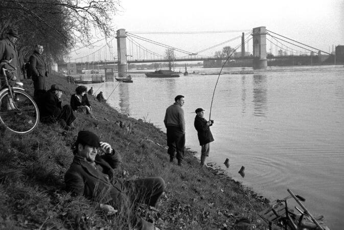 Rene Burri, Paris, 1957