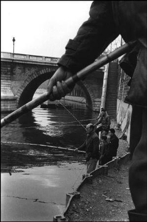 Sergio Larrain, Paris, 1959