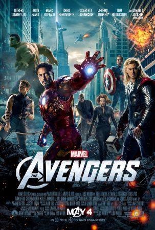 avengers, 2012