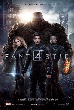 fantastic four, 2015