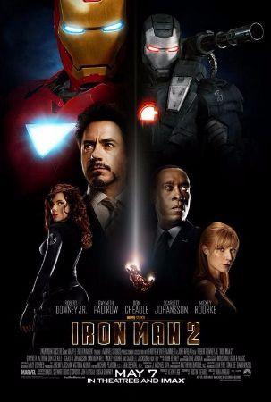 iron man 2, 2010