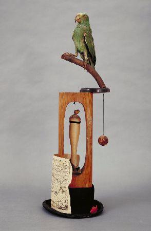 joan miro, Poetic Object, 1936