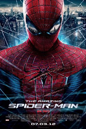 the amazing spider man, 2012