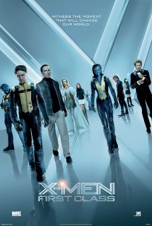 x-men first class, 2011