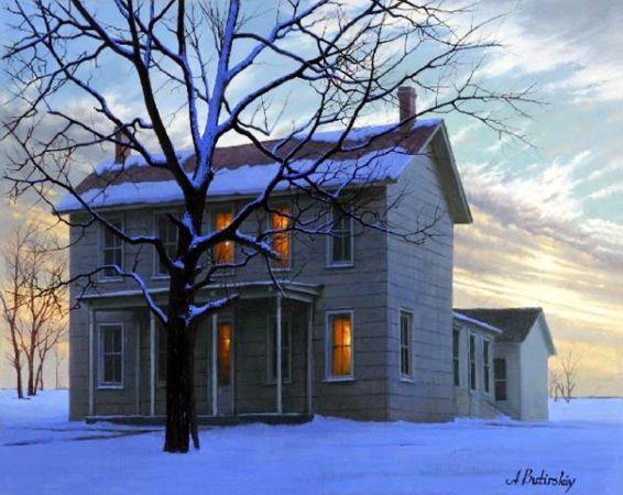 Alexei Butirskiy, Farm House