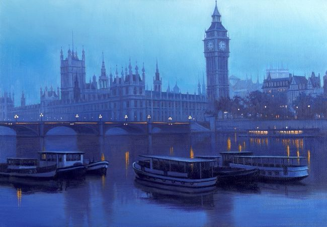 Alexei Butirskiy, London Fog