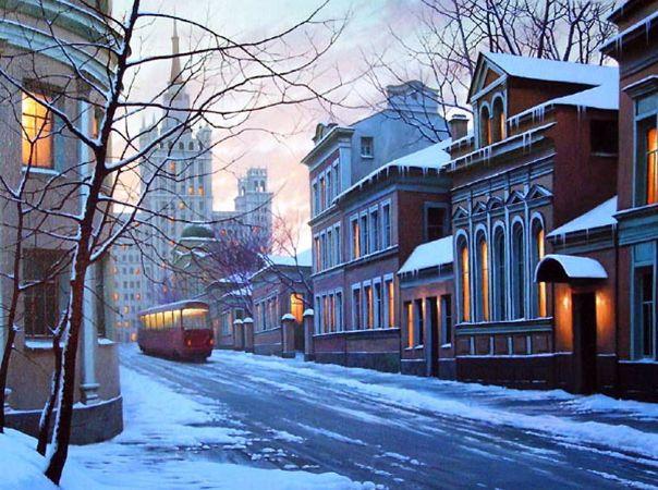 Alexei Butirskiy, Moscow Morning