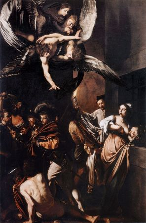 Caravaggio, Seven Works of Mercy, 1607