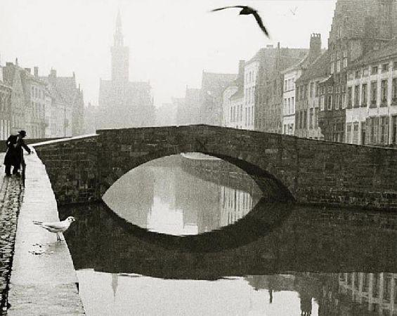 Fulvio Roiter, Bruges, 1959