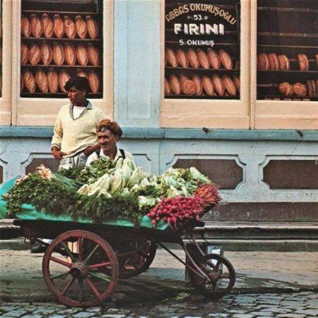 Fulvio Roiter, İstanbul, 1968