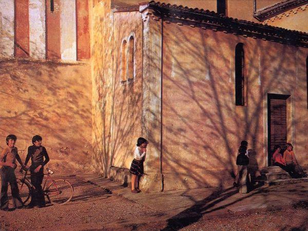 Fulvio Roiter, İtalya, 1970