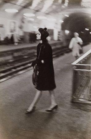 Fulvio Roiter, Milan, 1962