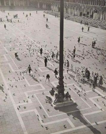 Fulvio Roiter, Venedik, 1950
