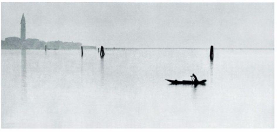 Fulvio Roiter, Venedik, 1956