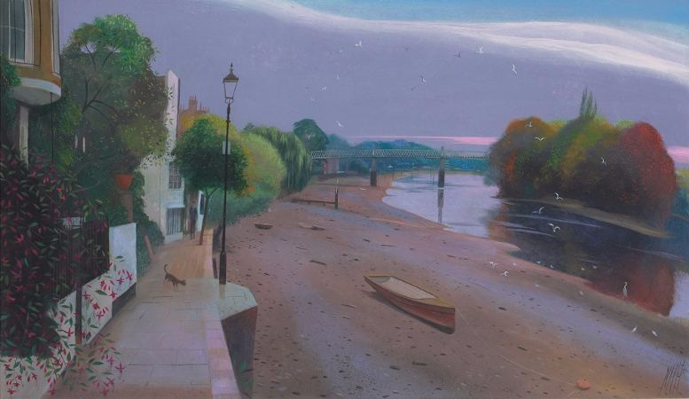 Nicholas Hely Hutchinson, Strand On The Green