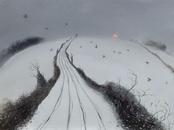Nicholas Hely Hutchinson, The Cold Road To Dorchester
