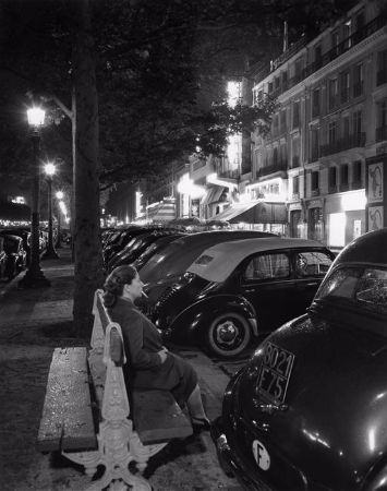 Rene-Jacques, Champs-Elysees-Paris, 1950