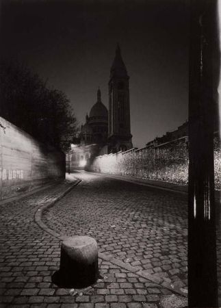 Rene-Jacques, Montmartre-Paris, 195o