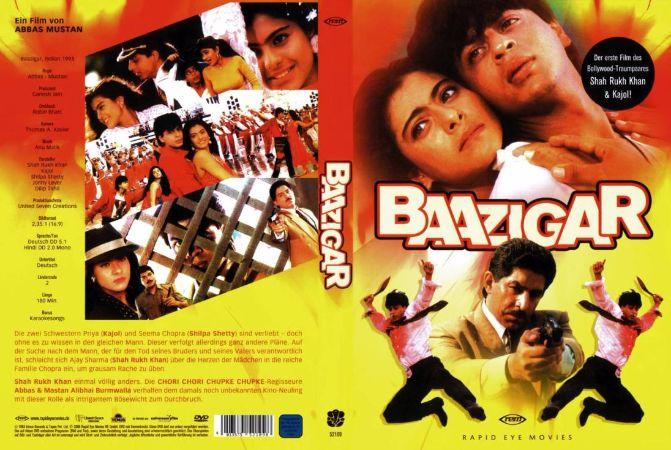 Baazigar, 1993