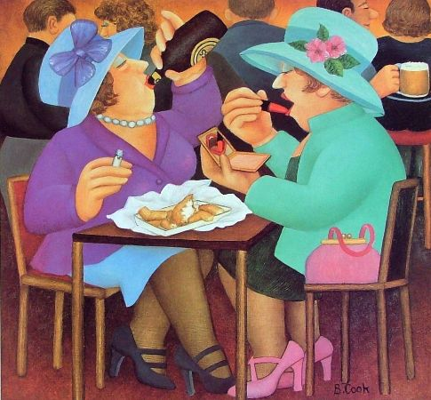 Berly Cook, Ladies Who Lunch