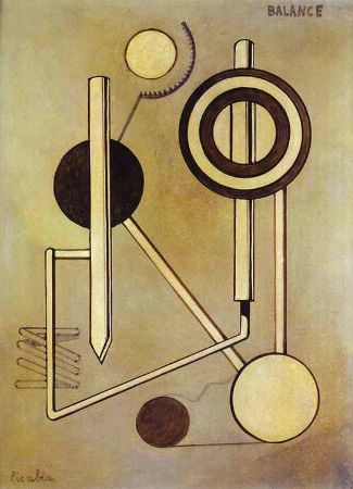 Francis Picabia, Balance, 1919