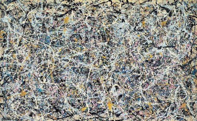 Jackson Pollock, Number 1, 1949