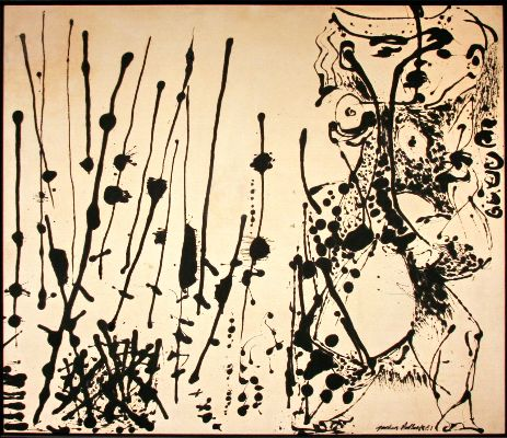 Jackson Pollock, Number 7, 1951