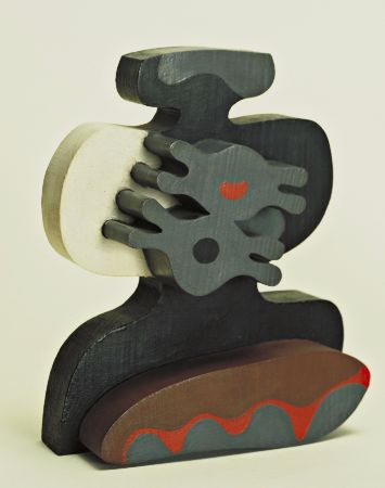 Jean Arp, Birds In An Aquarium, 1920