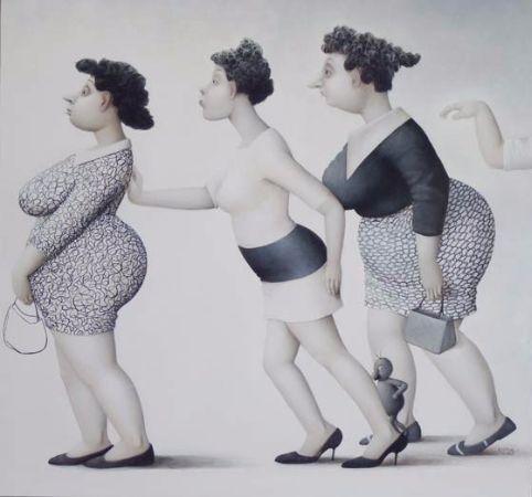 Jeanne Lorioz, Femmes