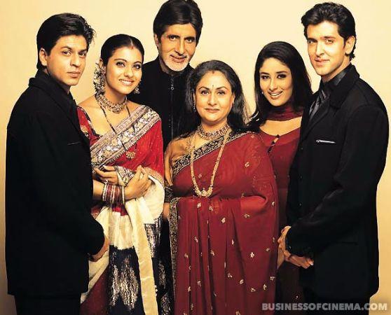 Kabhi Khushi Kabhie Gham, 2001