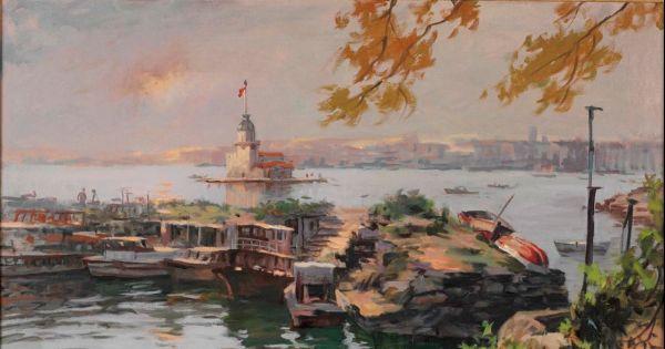 ünlü şairlerimizin Istanbul şiirleri