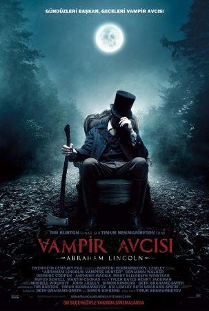 vampir avcisi abraham lincoln