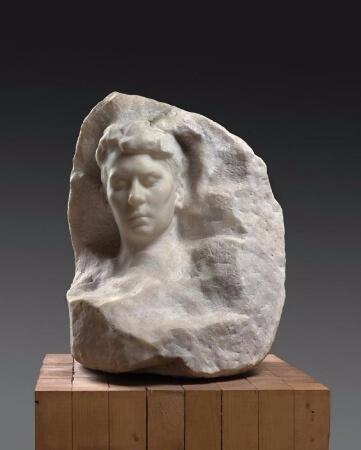 Auguste Rodin, Rose Beuret, 1898