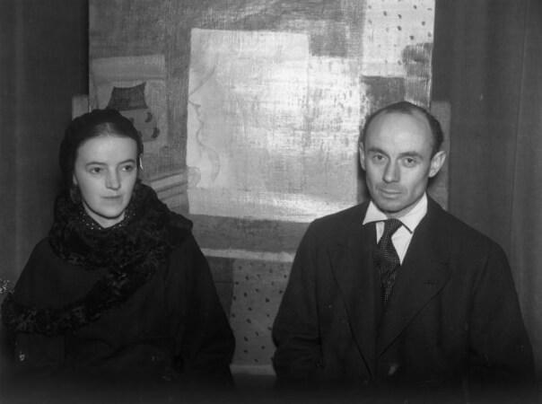 Barbara Hepworth, Ben Nicholson, 1932