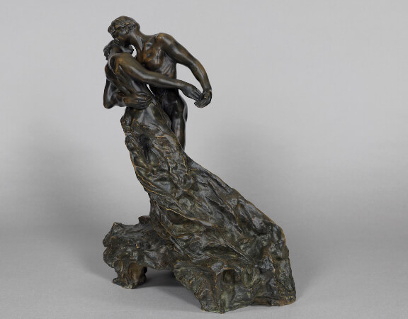 Camille Claudel, The Waltz, 1895
